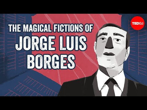 Video image: Infinity according to Jorge Luis Borges - Ilan Stavans