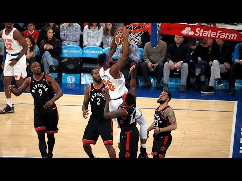 Mitchell Robinson and Kadeem Allen Enjoy Career Nights vs. Raptors | New York Knicks Post Game Mp3