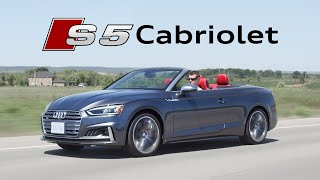 2018 Audi S5 Cabriolet Review - Topless Turbo Fun