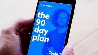 Introducing The All New 90 Day Plan | The Body Coach | 2018