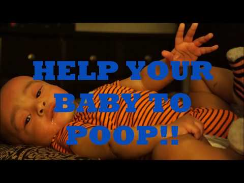 Help Baby to Poop Instantly | How to Get Baby to Poop