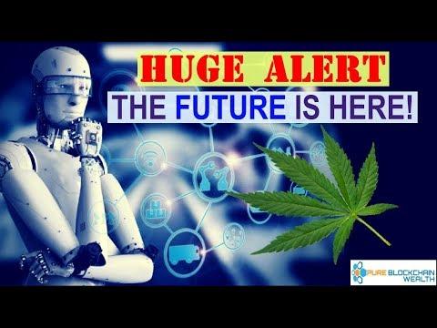 TRIFECTA: Artificial Intelligence, Blockchain Tech, Cannabis Legalization - Mega IPO!