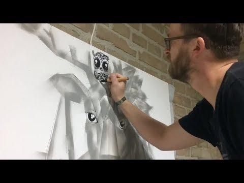 paintedlove-on-canvas-artwork-malerei-acryl-und-spray-technik-auf-leinwand-/-for-paintedlovefriends