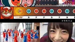 【太鼓さん次郎】コウモリよ(乃木坂46)