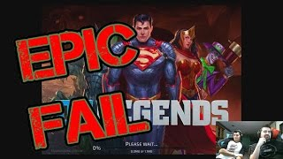 DC Legends IS A RIP-OFF!  Angry Rant!