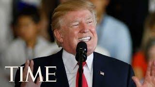 President Trump Makes A Statement On Jerusalem: Recognizes Jerusalem As Capital Of Israel | TIME