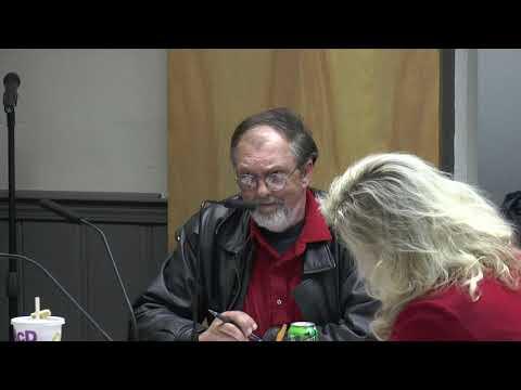 Jamestown City Council Meeting 12/10/18