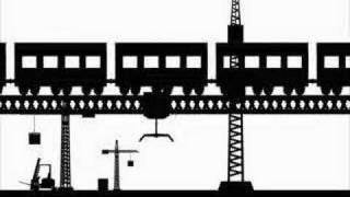 Trentemoller - Beta Boy  (Crane - Minimal Animation)