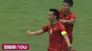 Hết hiệp 1: O. Việt Nam 1-1 O. UAE | VTC Now