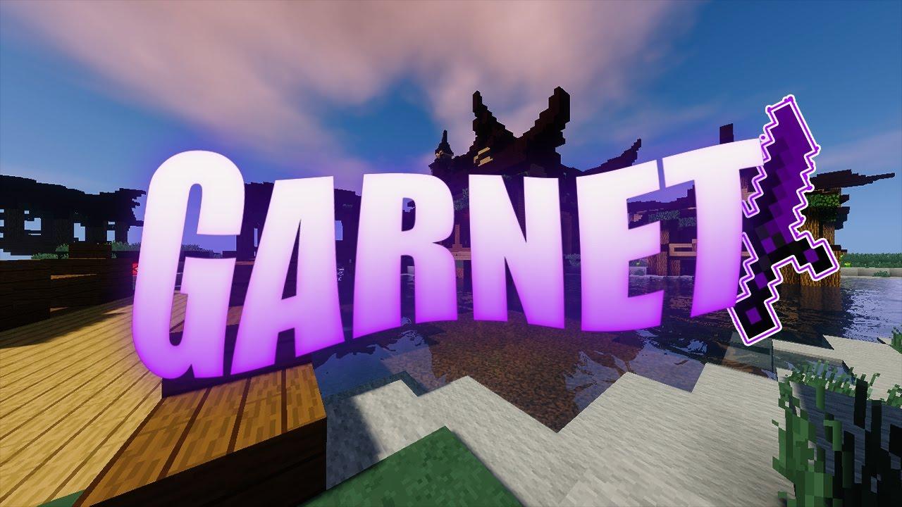 Garnet Resource Pack for Minecraft 1 13 1/1 12 2   MinecraftSix