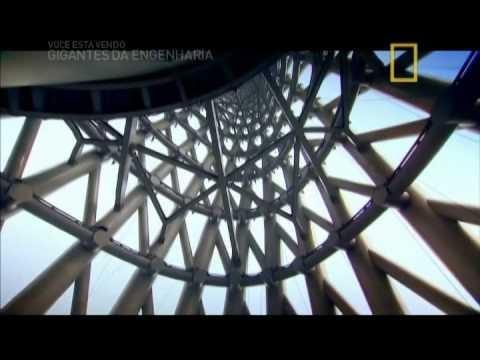 Gigantes da Engenharia – Guangzhou Tower