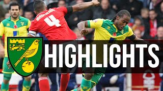 HIGHLIGHTS: Nottingham Forest 2-1 Norwich City