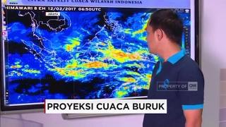 BMKG: Indonesia Masuki Musim Penghujan Hingga Akhir Maret