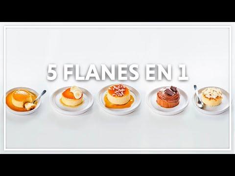 5 Flanes en 1