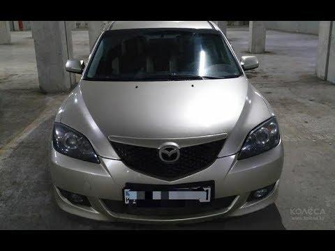 Mazda 3 ПОЛНАЯ ПОКРАСКА