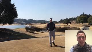 Grandage Golf Club Japan's Hidden Gem - Full Course Vlog (Kiwicoach Course Vlogs)