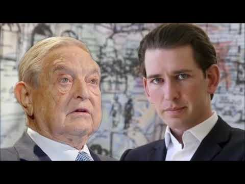 Youngest World Leader Bans George Soros's Foundations From Austria