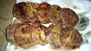 Beef boti Shami kabab Recipe By Maria