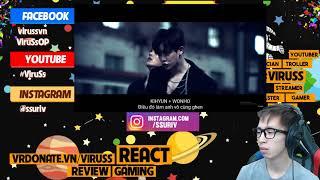 [MV] 몬스타엑스(MONSTAR X) - JEALOUSY - ViruSs Reaction !