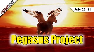Pegasus Project Reveals Phone Spyware Targets - ThreatWire