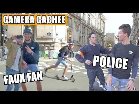 PRANK : On a piégé le youtubeur SCOOT 2 STREET ! (Trottinette Freestyle)