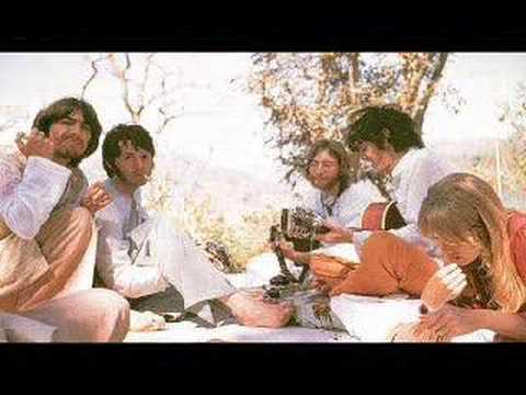 The Beatles - Happy Rishikesh