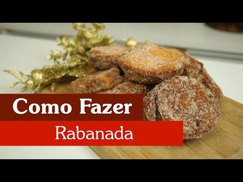 COMO FAZER RABANADA - [SUPER FÁCIL]