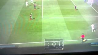 FIFA 15 Gameplay   Real Madrid vs Barcelona PS4,XBOX ONE,PC   Video Dailymotion