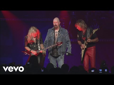 Judas Priest - The Ripper (Live At The Seminole Hard Rock Arena)