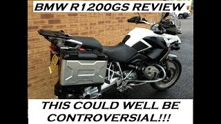 2010 BMW R1200GS (TU) REVIEW AND THOUGHTS