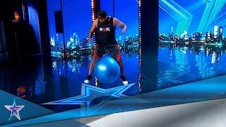 RISTO da una LECCIÓN a este MEXICANO y a todo el jurado | Audiciones 8 | Got Talent España 5 (2019)