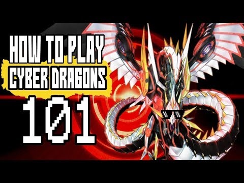 How To Play Cyber Dragons 101