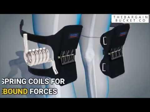 POWERLEG™ Knee Joint Support Pads
