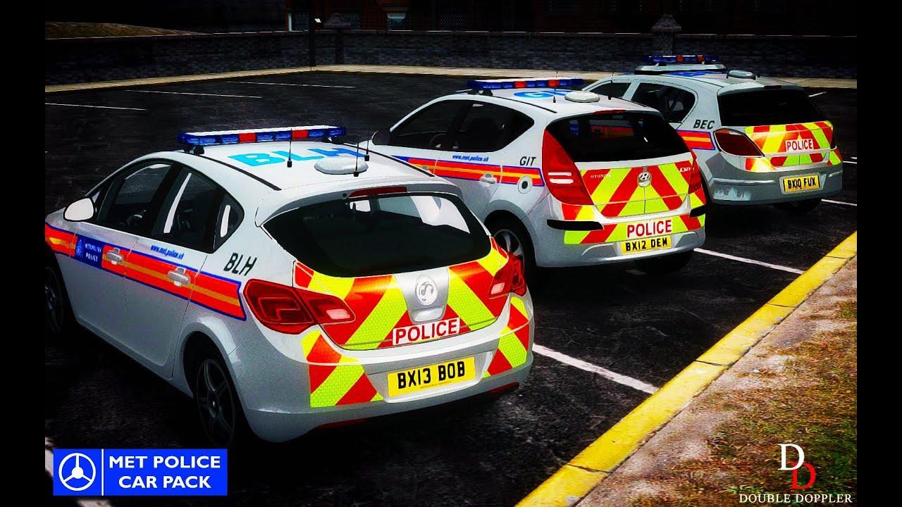 The police car of gta v for gta 4.