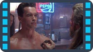 Т-800 против байкеров в баре — «Терминатор 2: Судный день» (1991) сцена 1/10 HD