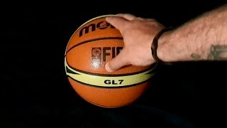 Molten GL7 Official Olympic Fiba Game Ball Basketball Review