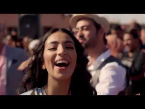 Maria Nadim - Disk Hyati (Official Video)