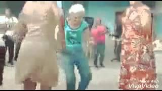 Nenek joget lagu maumere patah hati