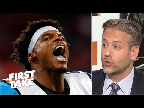 Cam Newton could follow in Kurt Warner's footsteps if he gets healthy - Max Kellerman   First Take