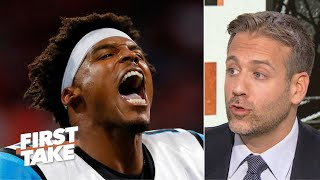 Cam Newton Could Follow In Kurt Warner's Footsteps If He Gets Healthy   Max Kellerman | First Take