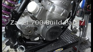 Zabel 700 Dirtbike Build Part 7: Odds and Ends