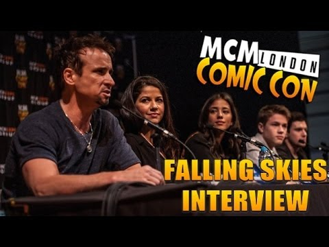 Falling Skies Interview // MCM London Comic Con: May 2014