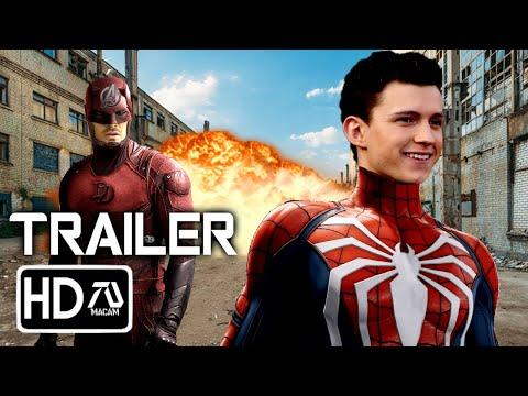 Spider Man  Home Run Trailer  Tom Holland Fan Made Youtube