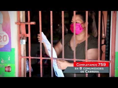 Gobierno completa la entrega, casa por casa, de 2,047 títulos de propiedad en Nagua y Cabrera