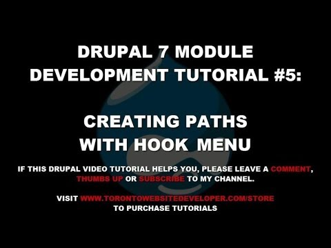 drupal hook menu redirect Define menu items and page callbacks this hook enables modules to register paths in order to define how url requests are handled paths may be registered for url handling only, or they can register a link to be placed in a menu (usually the navigation menu).