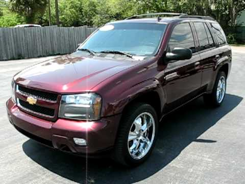 06 Trailblazer LT for sale by Florida Sport Trucks. Tampa ...