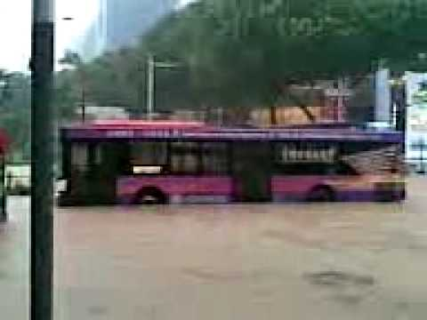 Flooding at Orchard Road