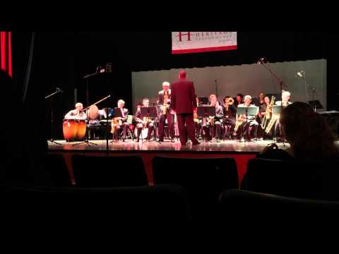 Lincoln Park Academy LPA Jazz Band (Third Number)