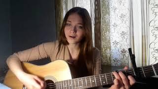 Zombie оригинал The Cranberries Cover на русском Гитара