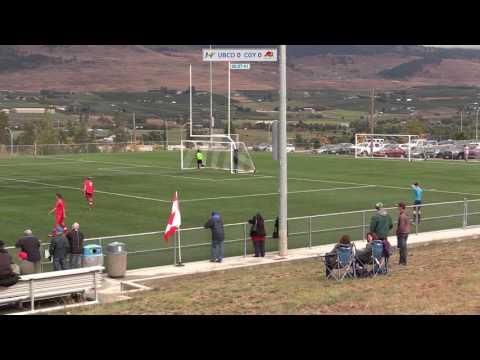 CIS Men's Soccer: 2016-09-17 UBCO 3:2 Calgary